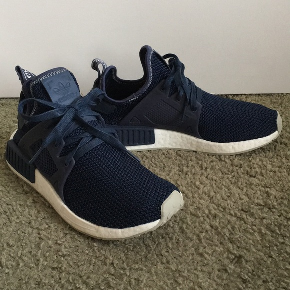 5daeccbfb1356 adidas Shoes - adidas Originals NMD XR1 in trace blue 🔥 👟